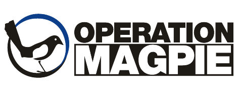 Opweration Magpie logo