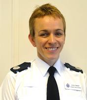 Deputy Chief Constable Olivia Pinkney