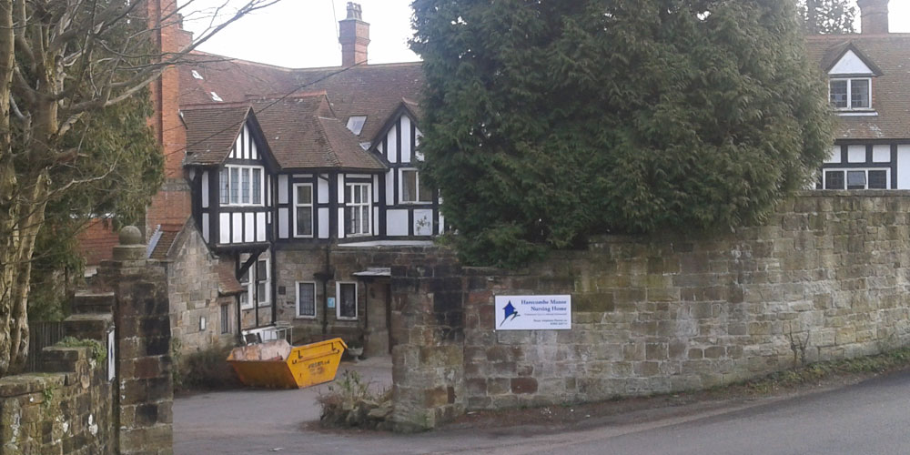 Harecombe Manor Nursing Home Southview Road Crowborough