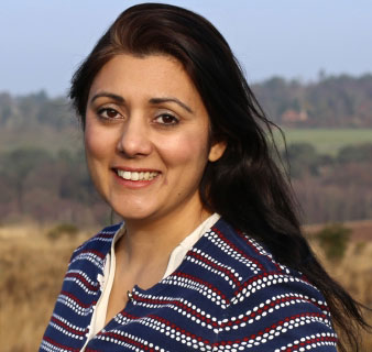 Nus Ghani Wealden MP