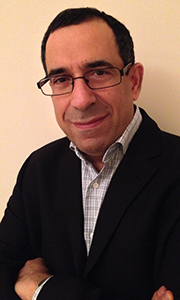 Dr Naji Tabet, clinical lead of the Cognitive Treatment and Research Unit