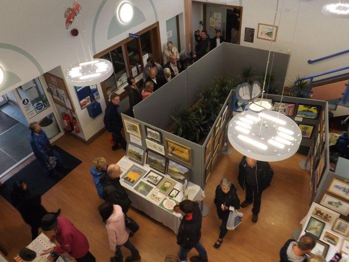 Arts-Exhibition