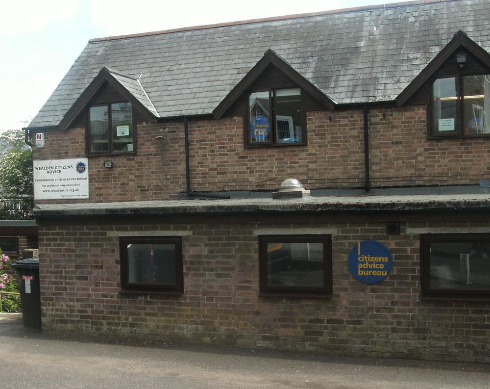 Wealden Citizens Advice, Croham Lodge, Crowborough