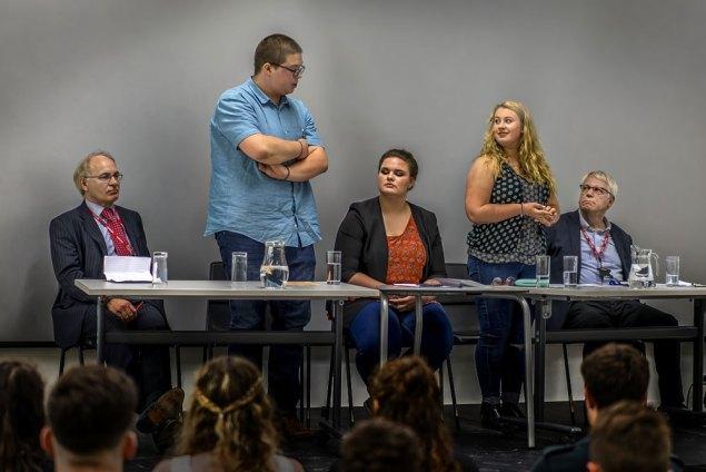 EU Debate Beacon Academy Crowborough