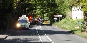 motorcyclist killed a26 crowborough sunday 14th may 2017