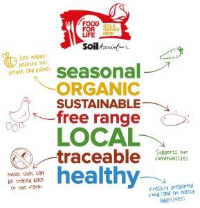 Soil Association: Food for Life Gold Standard