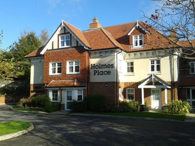 Holmes Place McCarthy & Stone Crowborough Hill
