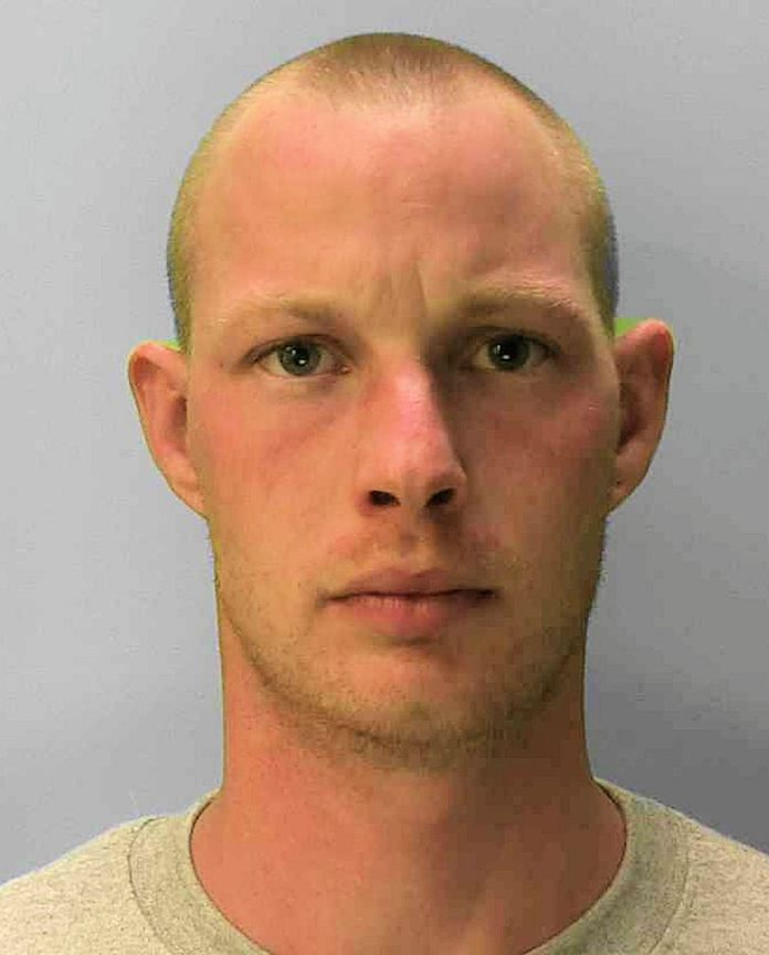 William Harris, also known as William Elliott, 29, a handyman, of Aldervale Cottages, Crowborough, was given a 13-and-a-half year prison sentence, with an extended licence supervision requirement of a further three years, at Lewes Crown Court on 20th January 2020.