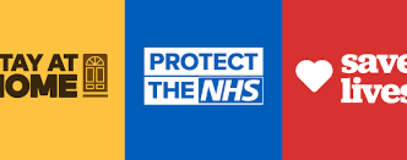 Stay at Home | Protect the NHS | Save Lives
