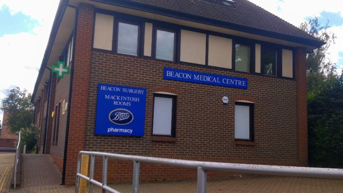 Boots at Beacon Medical Centre