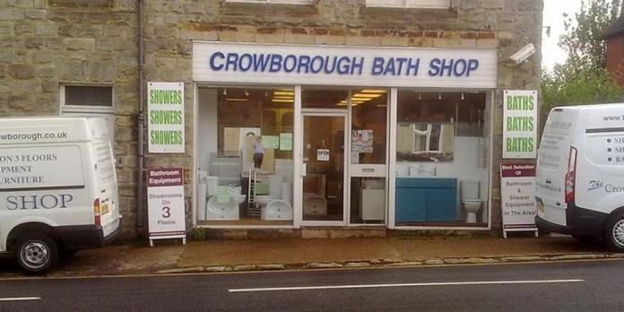 Crowborough Bath Shop