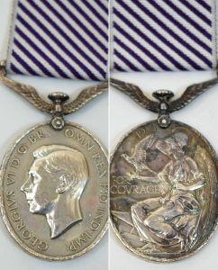 Distinguished Flying Medal King George VI