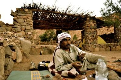 Bedouin guide