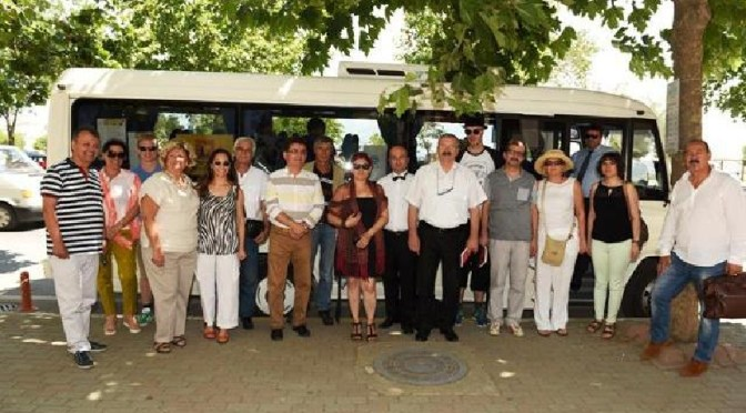 #crowdlitbus diary with George Christodoulides