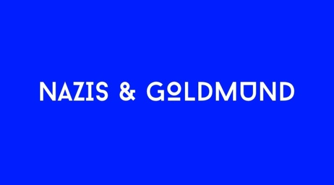Shared by CROWD: Nazis&Goldmund at Forum STADTPARK