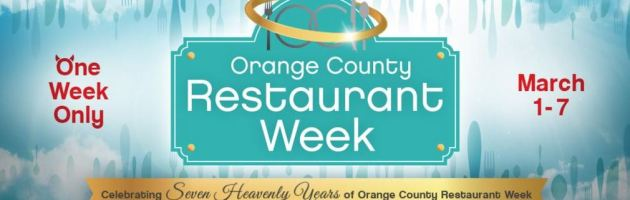 OC Restaurant Week Launch Party 2015