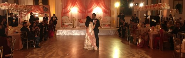Saagar & Nida Wedding at Nixon Library March 16′