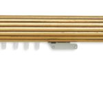 "Crowder Designs Traversing Rod | Fluted 3"", Stack Left"