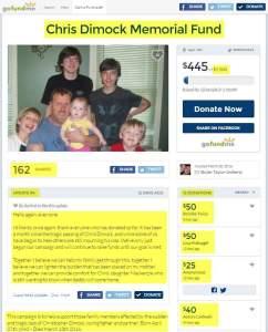 Skyler Taylor-Doherty Chris Dimock Memorial Fund