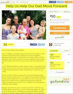 Robert Riley Help Us Help Our Dad Move Forward