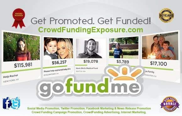 Best GoFundME Indiegogo KickStarter Crowdfunding marketing agency?