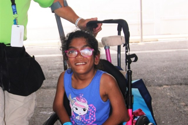 Cathleen Reed Hope for Shruthi Larsen Syndrome