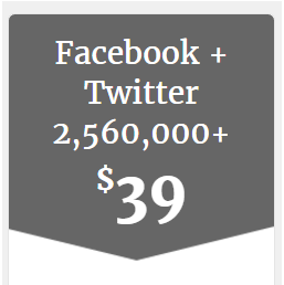 CrowdFunding Exposure GoFundME Indigogo Donor Investor Package 39 Sale Promo Pricing
