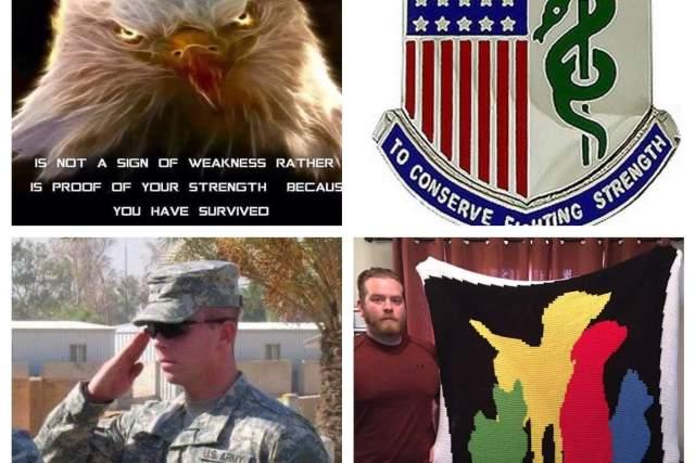 PTSD Service Dog/David Green GoFundME ViralExposure Campaign