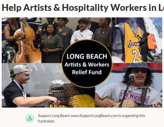 Long Beach Arts and Hospitality Relief Fund