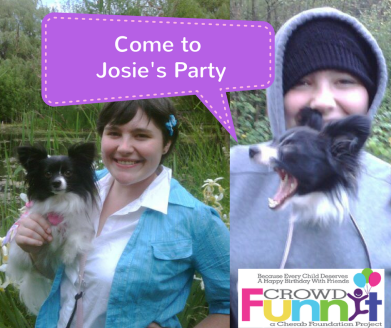 Josie Eugenie's Birthday Invitation