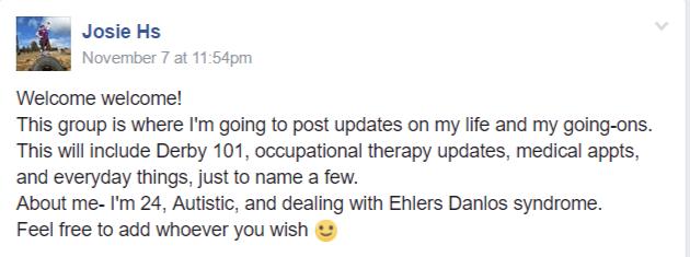 Josie's life- Updates and shenanigans