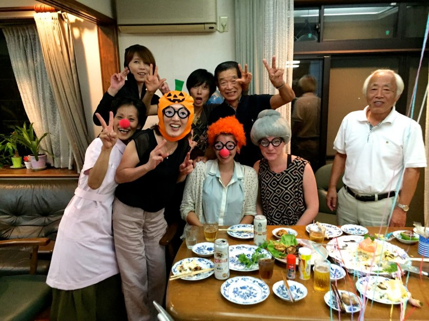 Geburtsagsfeier_Japan