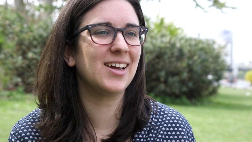 """Nina Eisenhardt (Grüne): """"Man weiß nicht mehr wirklich, was man von Wahlprognosen halten soll."""""""