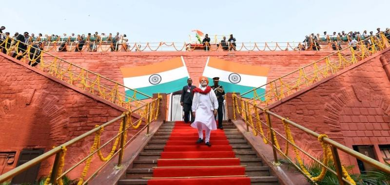 Under Modi, Wealth is growing SLOWER than under Manmohan Singh