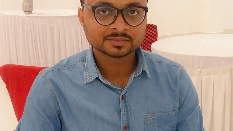 Rudra Sahu-Meet the man who predicted 66 seats for Congress in Chhattisgarh