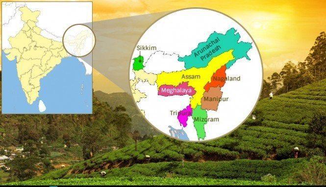 BJP winning north-east India ?
