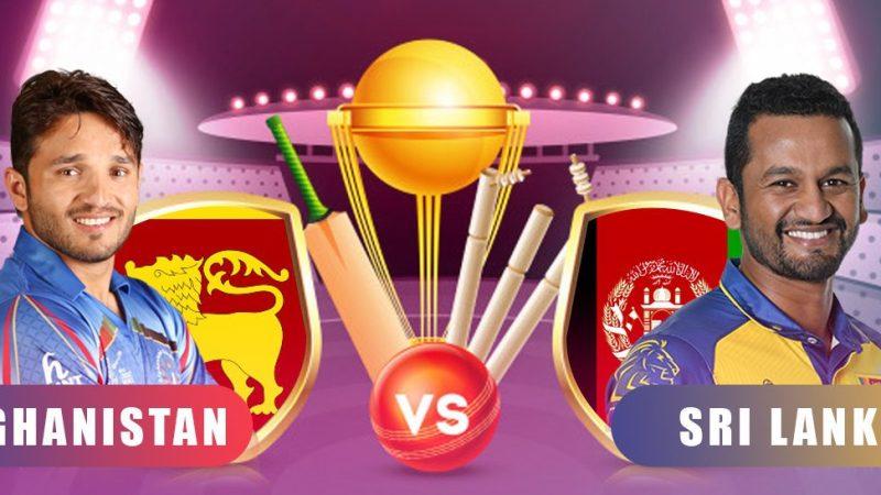 Afghanistan vs Sri Lanka Live Predictions