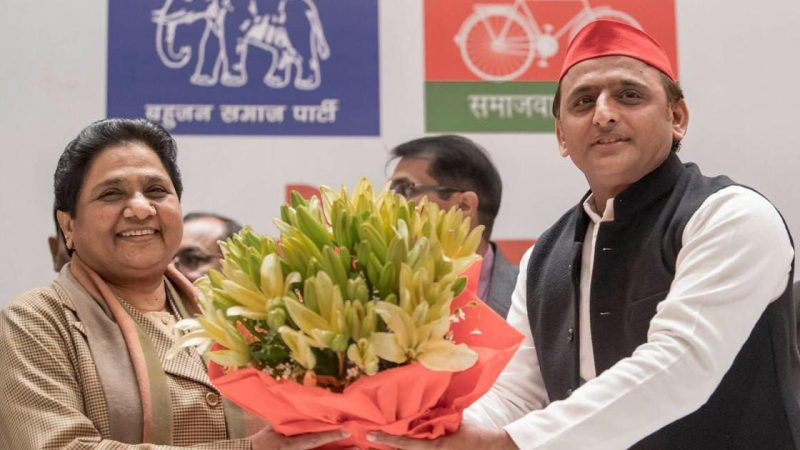 UP Assembly Election: Advantage BJP after SP-BSP Break up?