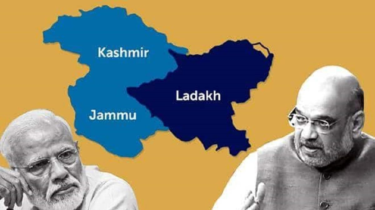 Article 370 : How BJP Fulfilled it's Founder's Dream?