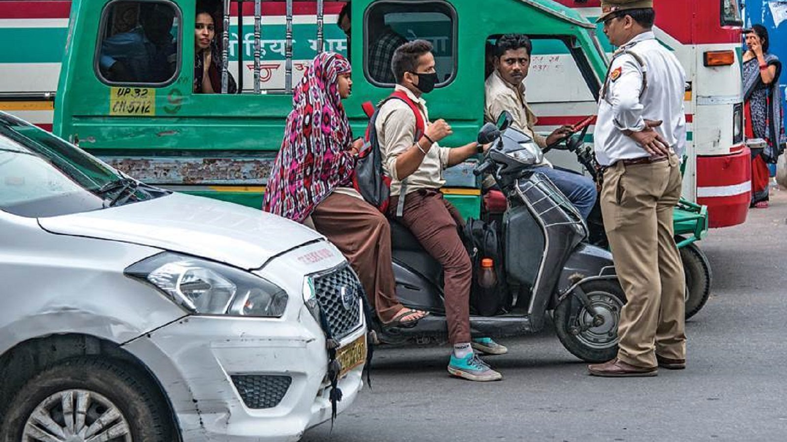 New Motor Vehicle Act : Will it help in decreasing daily Traffic Violation?