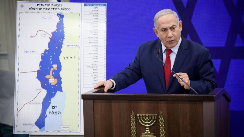 Israel Election : Bibi Looking Strong yet Far from Forming Government?