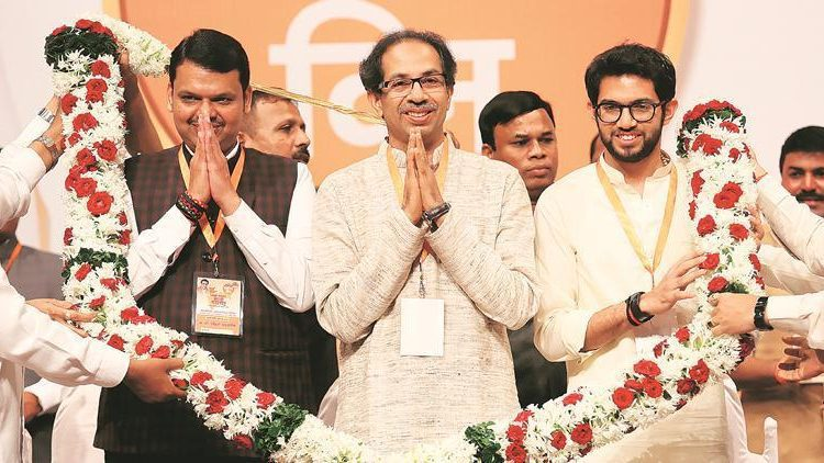"""Maharashtra Assembly Election : """"Everything is not Fine"""" between Sena-BJP"""