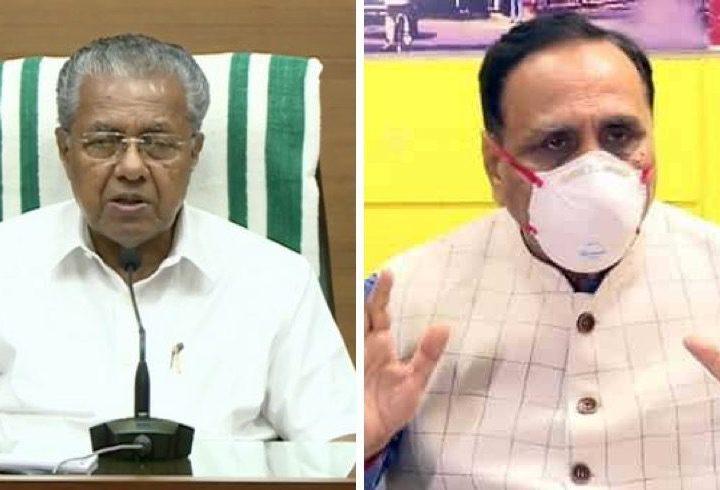 COVID-19 Cases: Gujarat deteriorates most last week, Kerala Outperforms
