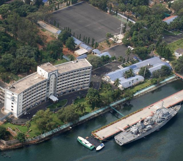 Eastern Naval Command HQ at Visakhapatnam