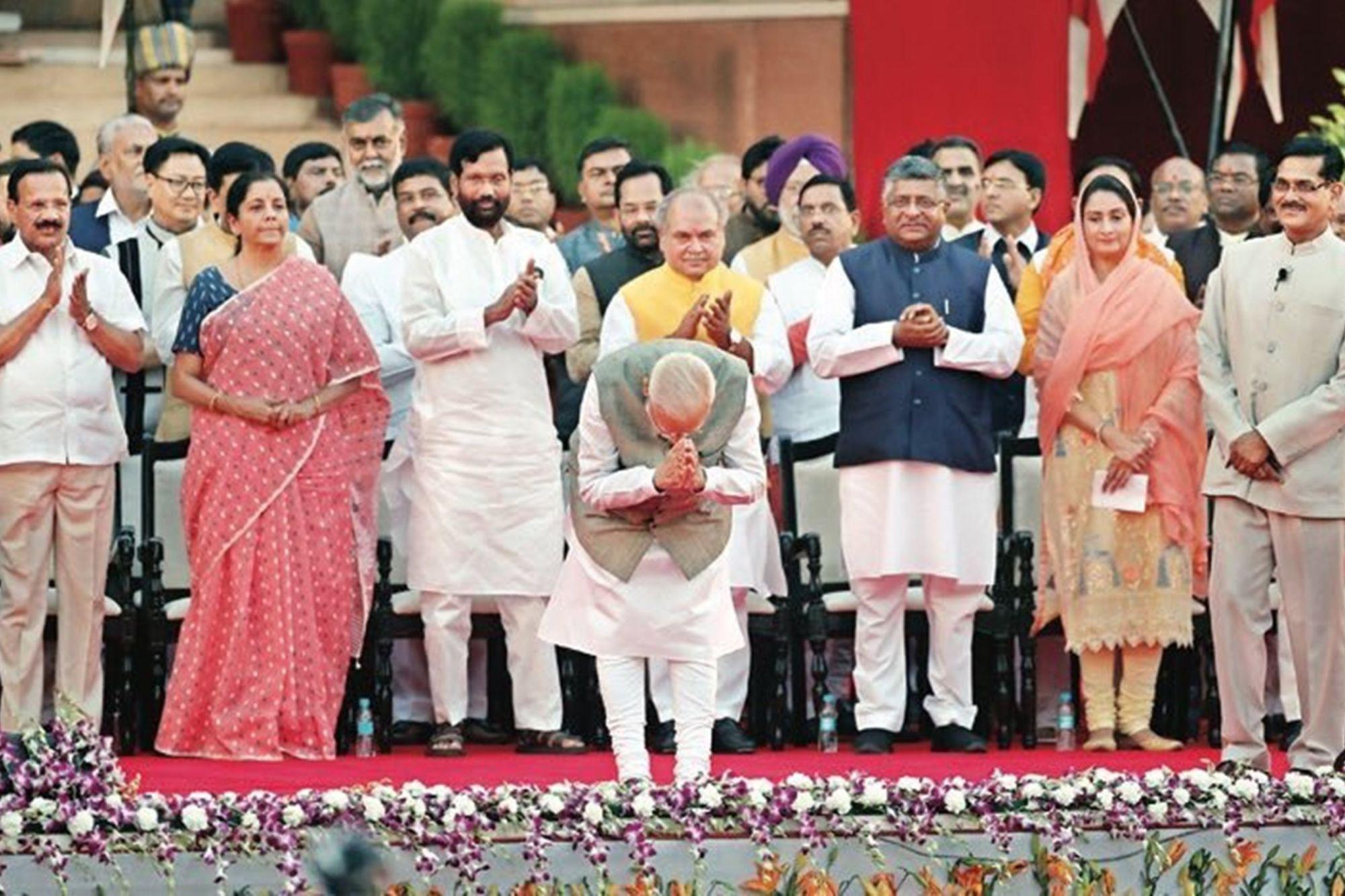 Video : Five Landmark Decisions Under Modi 2.0