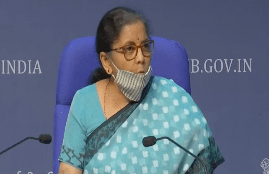 How is Nirmala's loan announcement superior to MUDRA?