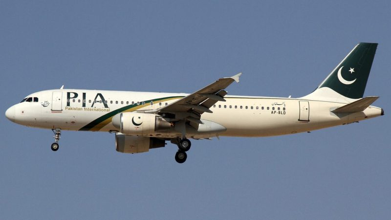 Pakistan Plane Crashes after missing Landing Once