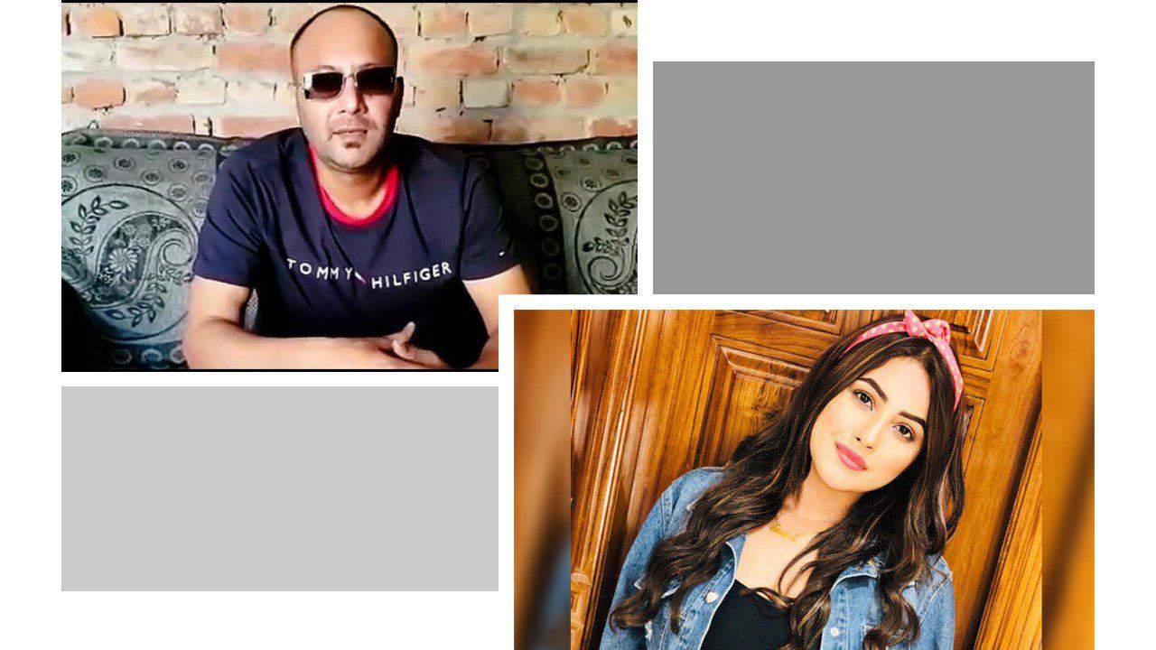Bigg Boss Contestant Shenaz Gill's Father booked in Rape Case