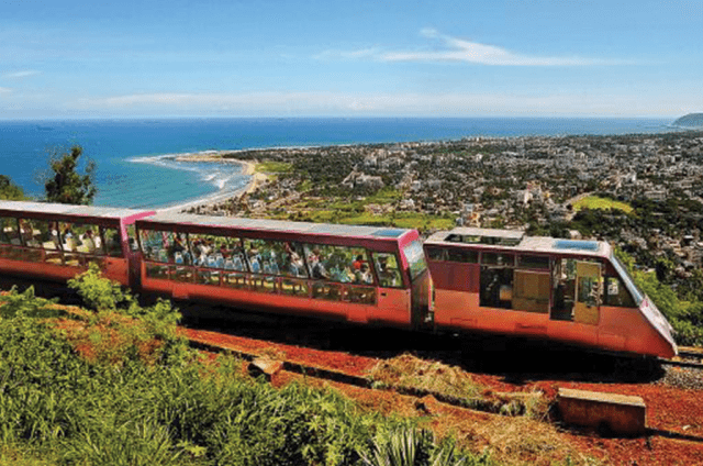 train ride at Kailasagiri Park 1024x678 1