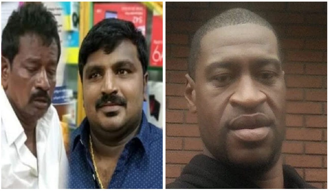 Black Lives Matters : Did you speak against Custodial Deaths of TN Businessmen?